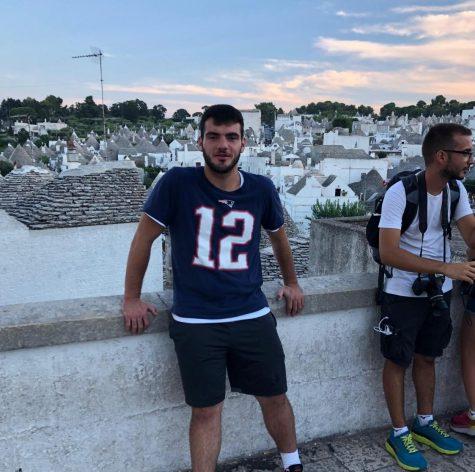 Interview with Adrian Altieri '19