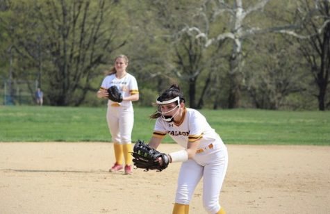 Mia Cohen ('21) Leads Falcons with Perfect Game