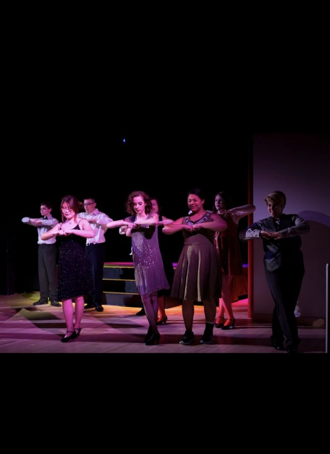 "The Ensemble of ""Chicago"""