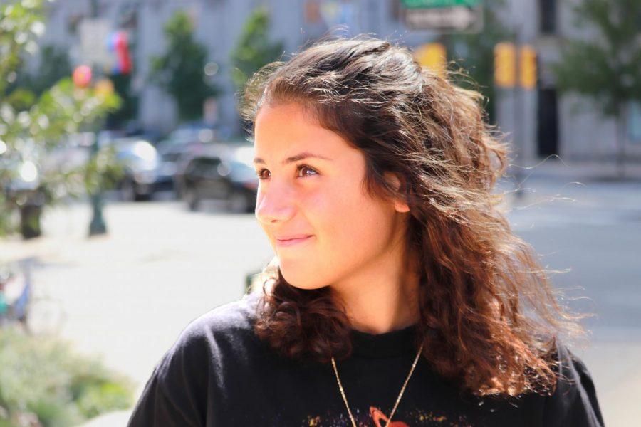 Zoe Tzanis