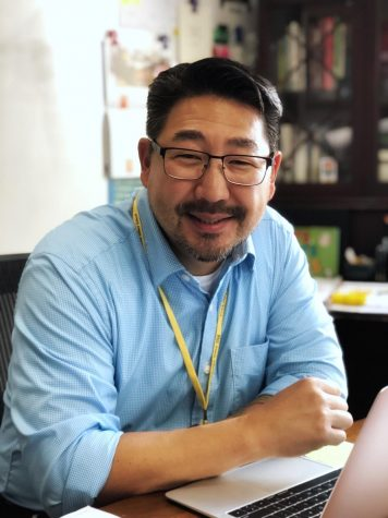 Peter Sun, Caring Teacher and Enthusiastic Social Justice Advocate