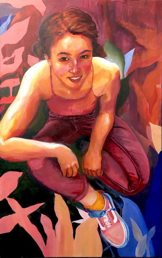 Featured Artist: Poli Sotnik-Platt