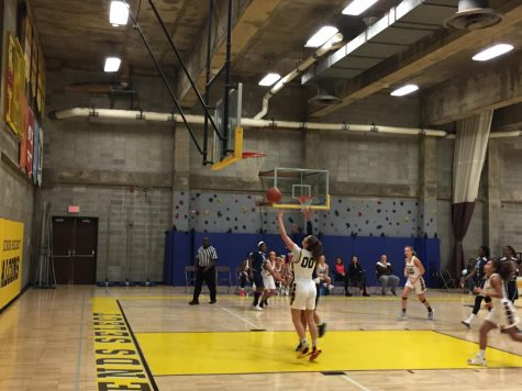 Girls Basketball Dominates, But Questions Remain