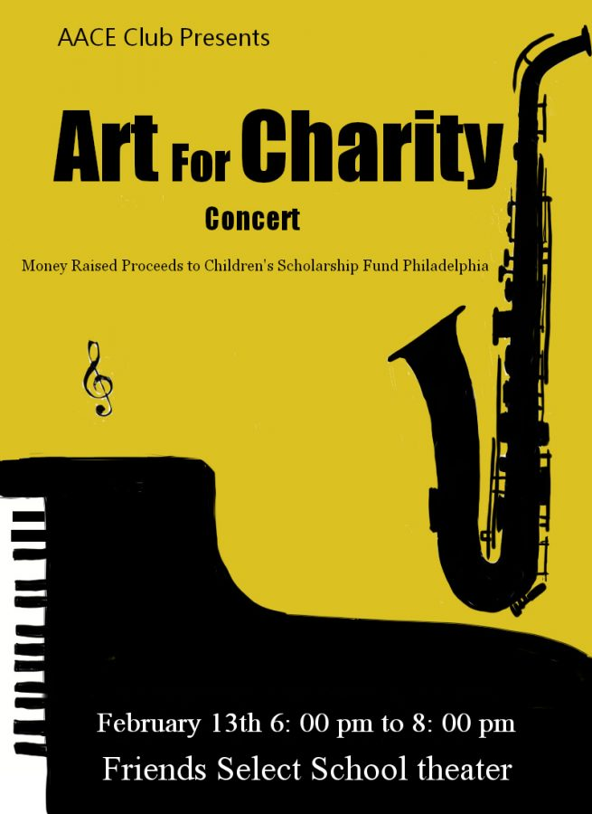 AACE Presents Art for Charity Concert