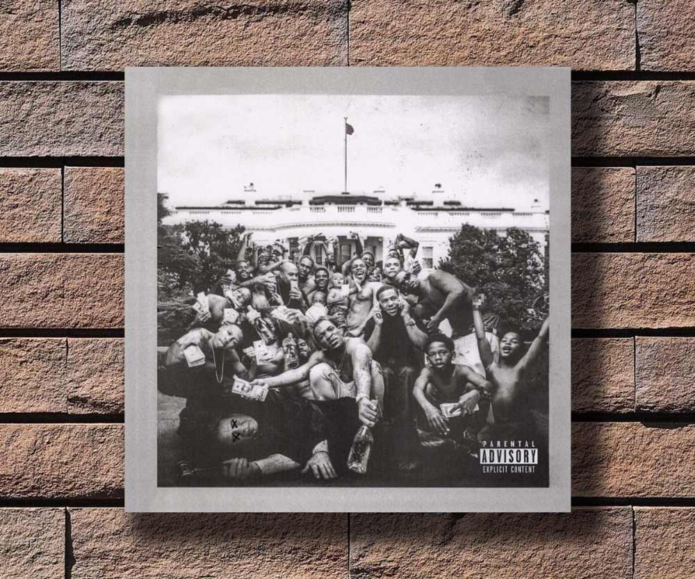 Kendrick Lamar: To Pimp a Butterfly Photograph: Universal
