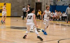 Varsity Boys Basketball Undeterred by Injuries