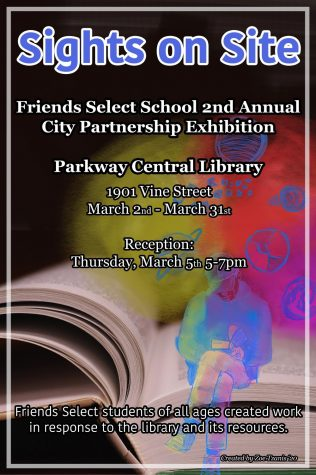 FSS Art Students to Exhibit at Free Library of Philadelphia