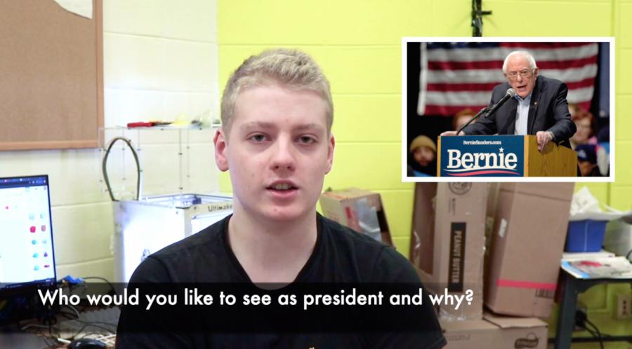 Students on Politics