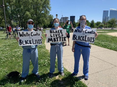 Opinion: Coronavirus Concerns During Black Lives Matter Protests