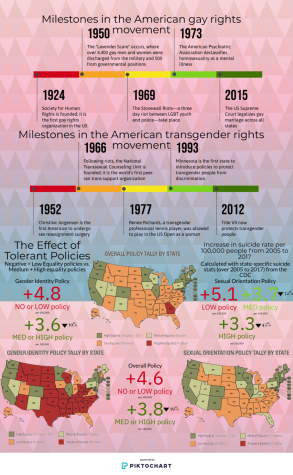 11th Grade Public Policy Infographics