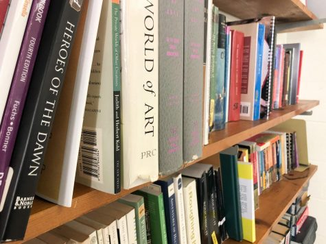 English Department Updates Curriculum with More Diverse Book Selections