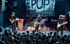 PUP at the Bowery Ballroom, Courtesy of Wikimedia Commons