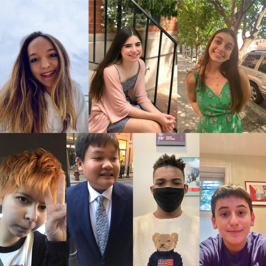 Meet the Ninth Grade Class Officers and Student Government Representatives for 2020-21