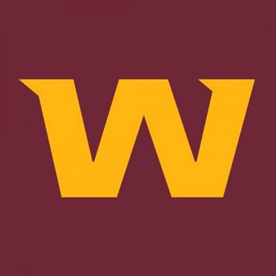 Washington Football Team's new logo