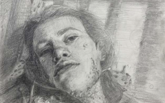 Drawing by Chris Nelson-Pyne '21