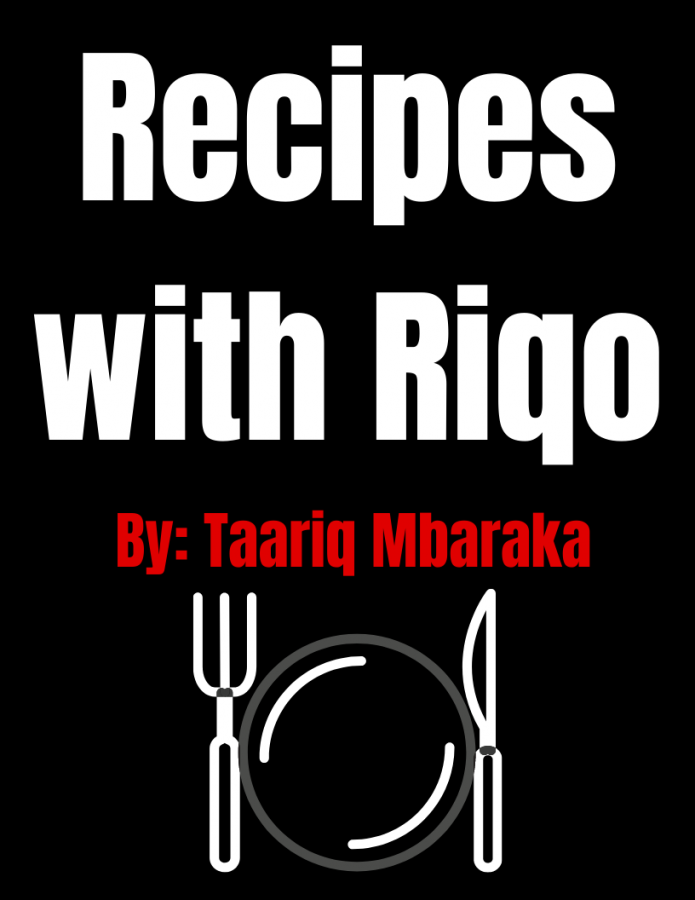 Recipes with Riqo