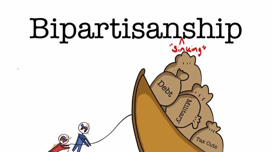 The Pigeon: Political Cartoon