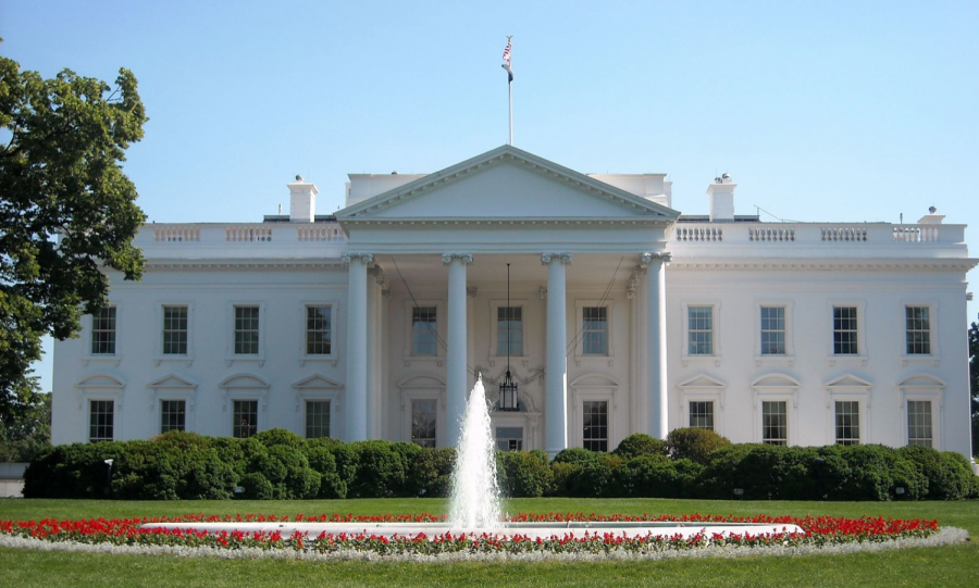 The White House, Courtesy of Wikimedia Commons