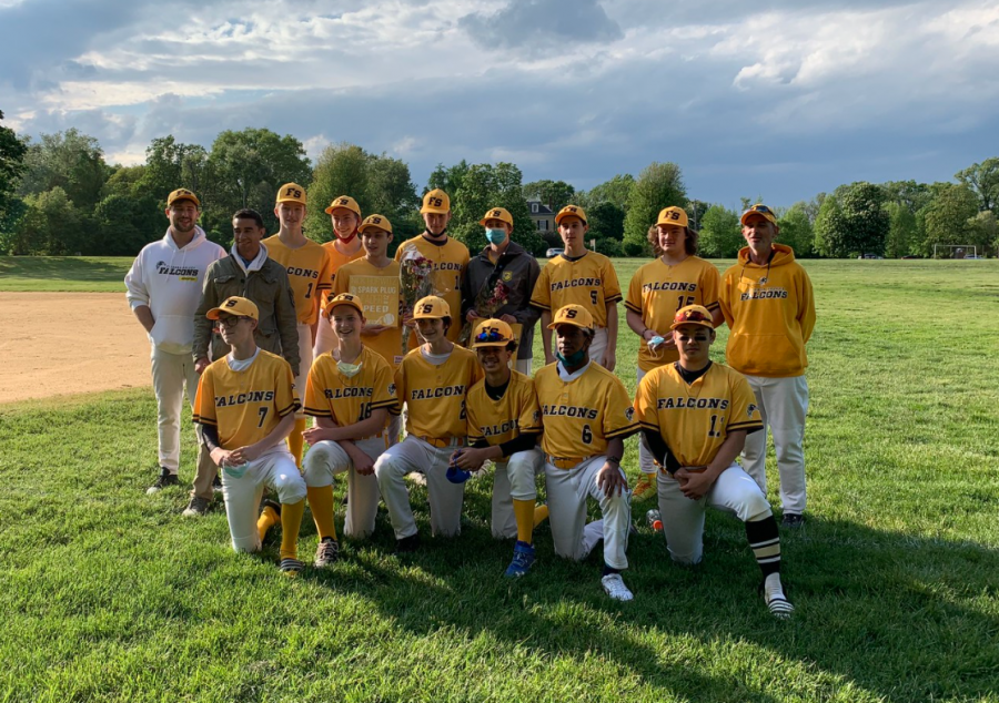 """Boys Varsity Baseball: Set for a """"Bright Future"""""""