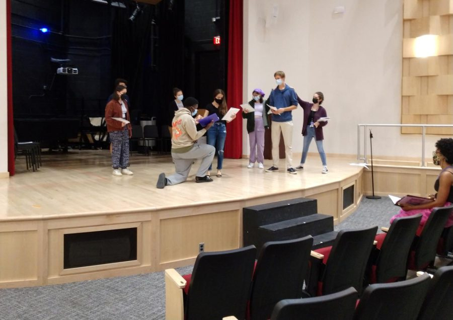 From Shakespearean Times to Pandemic Times: How Covid-19 Affects the Fall Play