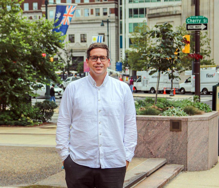 John Padden, Upper School Math Teacher